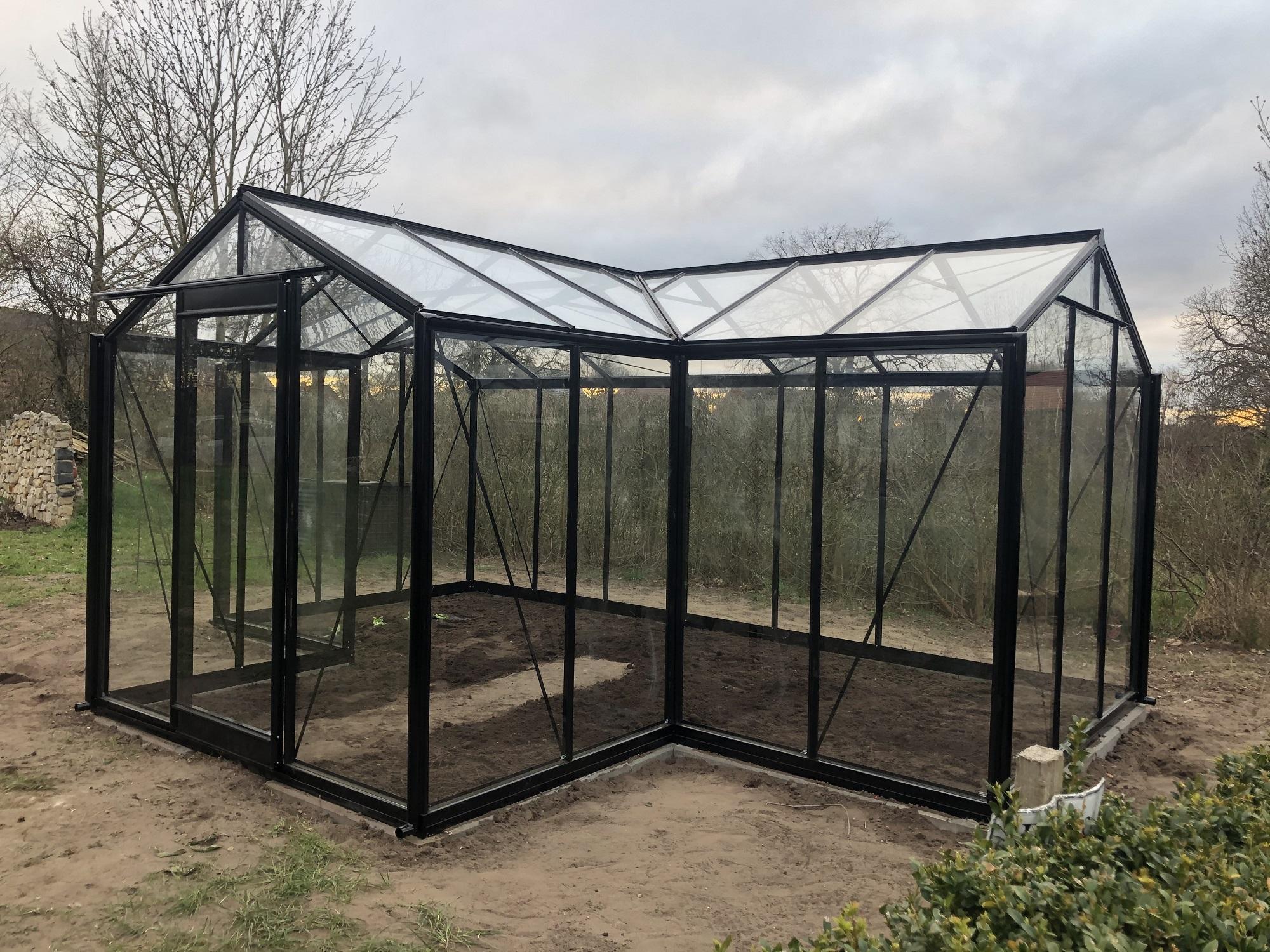 Ein Haus für mein Gemüse – aktualisisert
